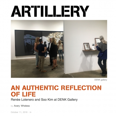 An Authentic Reflection of Life - Artillery Magazine