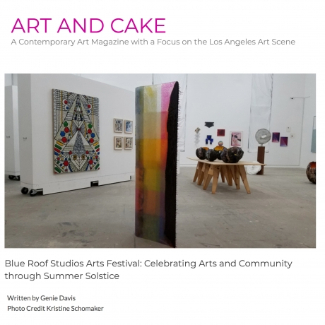 Blue Roof Studios Arts Festival: Celebrating Arts and Community through Summer Solstice