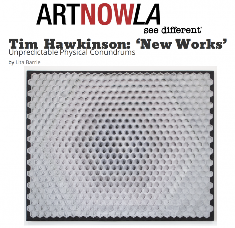 Tim Hawkinson: 'New Works' - Unpredictable Physical Conundrums