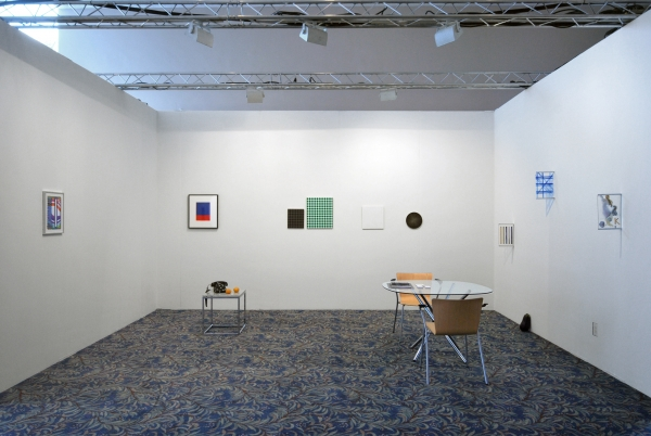 Green Gallery at NADA Miami Beach 2012 - Booth 508