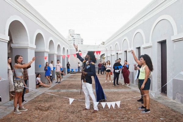 Mention in New York Magazine, participation in MECA, San Juan, PR