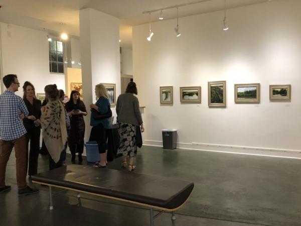 Artscape: North Shore talent on display at Julia Street galleries