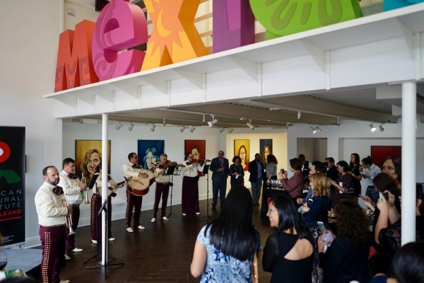Mexican Cultural Institute Finds A Muse In The Arts District