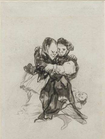 Francisco de Goya, Visiones