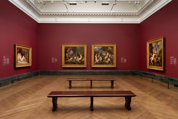 'Titian: Love, Desire, Death' at the National Gallery, London