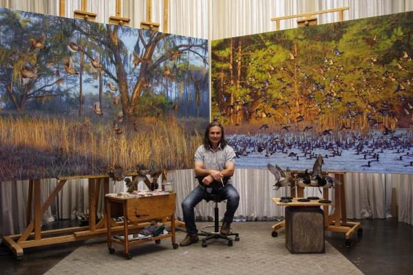 The Art of Conservation-Guest Speaker: John Banovich, Artist/Conservationist
