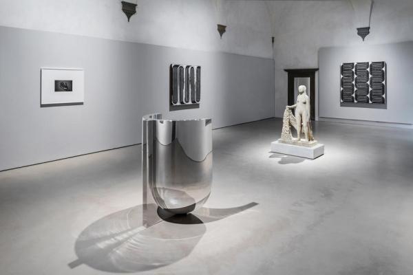 ano: L'Attesa' at Museo Novecento, Florence. Courtesy of Leonardo Morfini, OKNO studio.