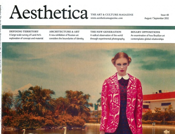Cig Harvey in Aesthetica Magazine