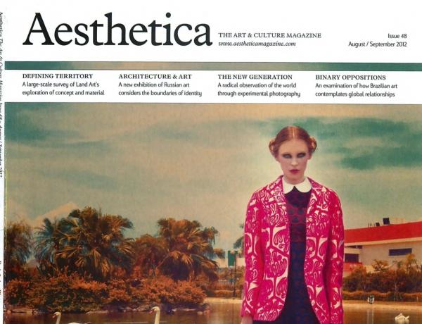 Cig Harvey in Aesthetica Magazine