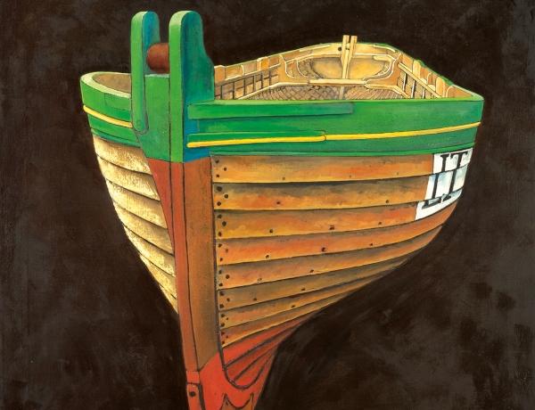 Sailor, Apprentice Shipwright and Artist - James Dodds