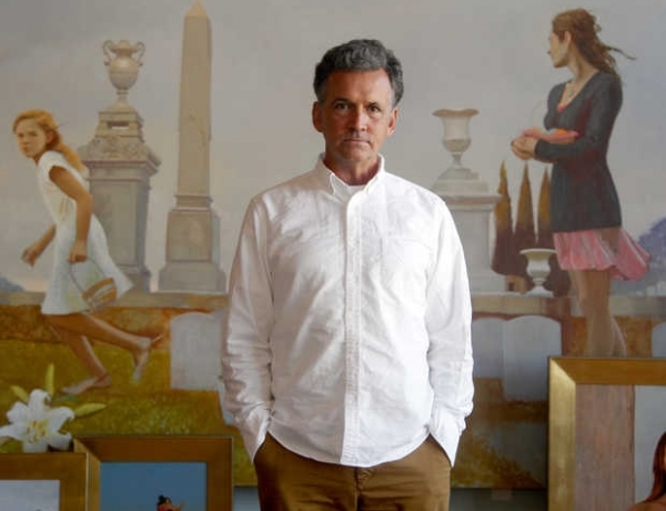 Bo Bartlett Interview and Video