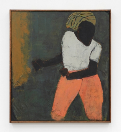 Reggie Burrows Hodges: Review in Hyperallergic