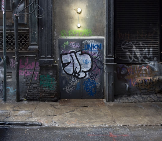 ANDREW KREPS GALLERY MOVING TO 22 CORTLANDT ALLEY
