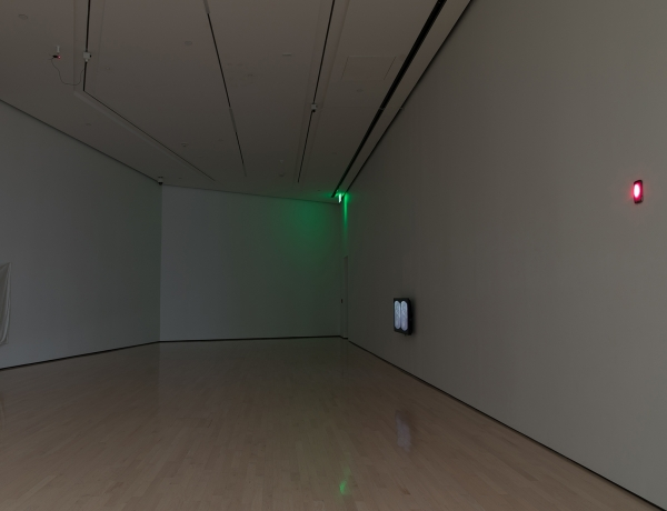 MICHAEL E. SMITH AT BROAD MUSEUM