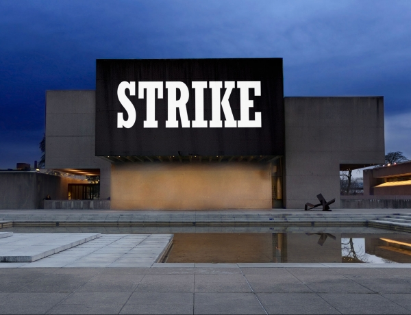 HITO STEYERL AT EVERSON MUSEUM OF ART