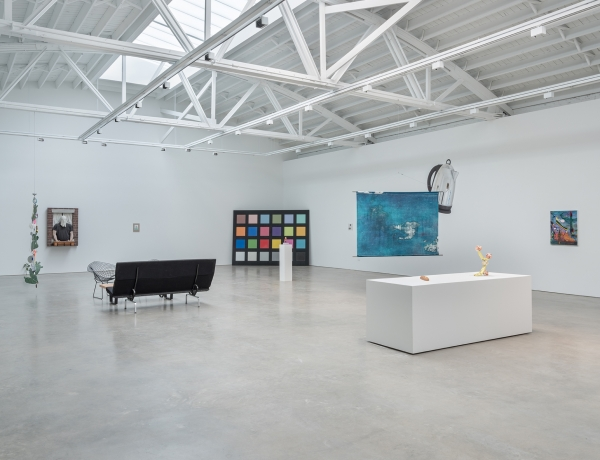 FRANK BENSON AND MICHAEL E. SMITH AT SHANE CAMPBELL GALLERY CHICAGO