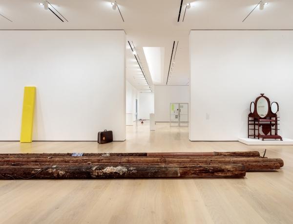 DARREN BADER AT HAMMER MUSEUM LOS ANGELES