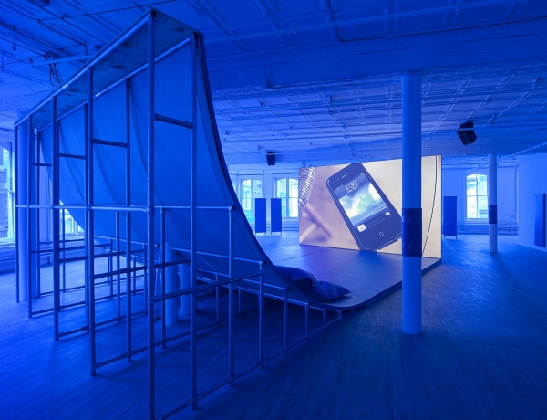 HITO STEYERL AT THE MUSEUM OF MODERN ART, NEW YORK