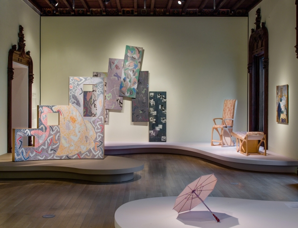 MARC CAMILLE CHAIMOWICZ AT THE JEWISH MUSEUM