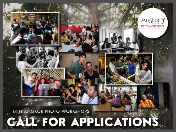 14th Angkor Photo Workshops