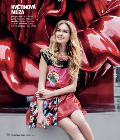 Cosmopolitan - August 2013 issue