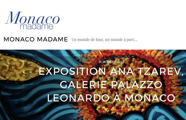 Ana Tzarev Gallery Preview