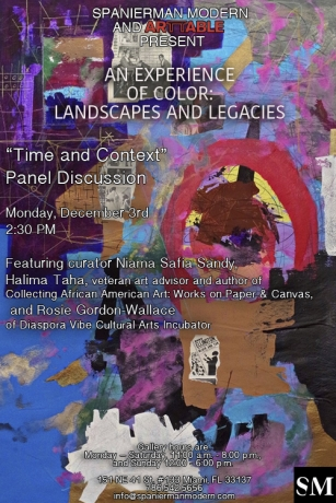 TIME AND CONTEXT PANEL DISCUSSION