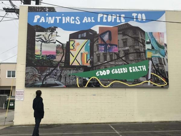 Monique van Genderen | Murals of La Jolla