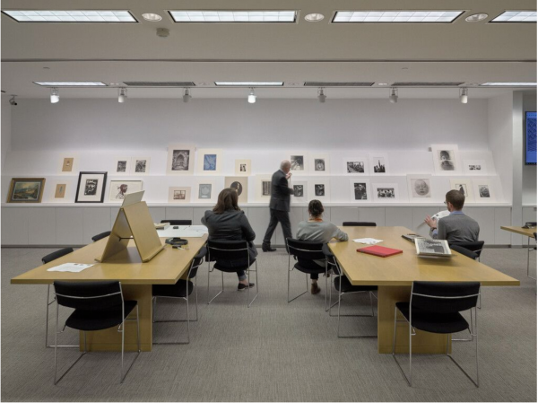 Museum of Fine Arts Houston Photography Study Center has been named for Anne Wilkes Tucker, founding curator of photography