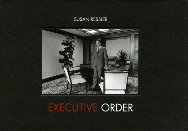 Susan Ressler Executive Order Book-Signing