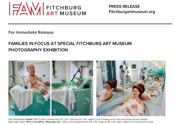 Sage Sohier | Fitchburg Art Museum