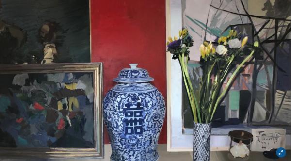Designikoner, hollandsk barokk og et dansk kunstnerhjem