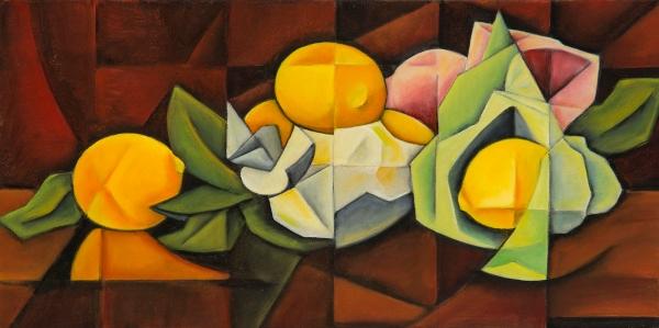 Wrapped Lemons: Angela Perko & W.J. McCloskey