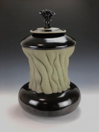 Patrick Hall and Lynda Weinman Ceramics 'Kindred Spirits' Exhibit at Sullivan Goss