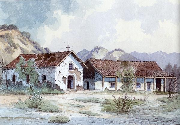 California Dreams: Edwin Deakin's Mission Paintings