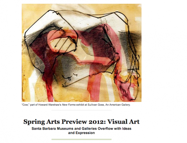 Spring Arts Preview 212: Visual Art