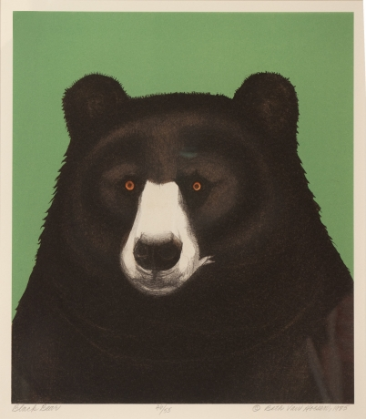'Contemporary Bear Area Artists' at Sullivan Goss