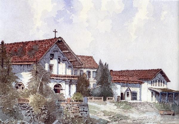 Along El Camino Real