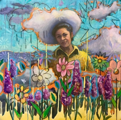 HOLLI HARMON, Bloomin' Señorita, 2020