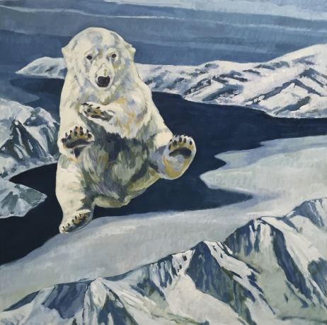 Bears Come out of the Wild and Into Sullivan Goss Gallery