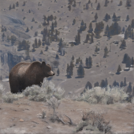 Contemporary Bear Area Artists at Sullivan Goss, A Review