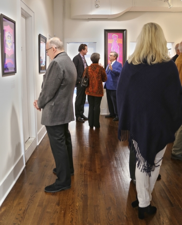 Bahr Gallery Grand Opening