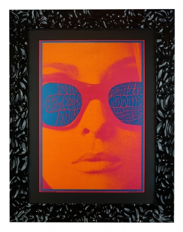 Wes Wilson/Victor Moscoso Dual Retrospective  March 7 – August 31
