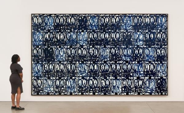 OPENING SEPTEMBER 18 | RASHID JOHNSON: BLACK AND BLUE