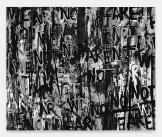 ADAM PENDLETON @ MoMA