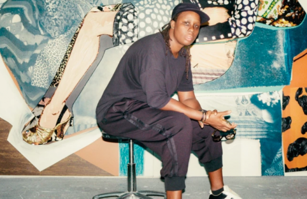 Artist Mickalene Thomas: 'It was always a political statement'