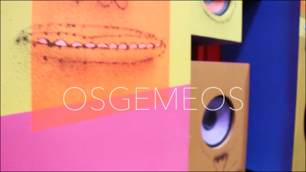 INTERVIEW WITH OSGEMEOS