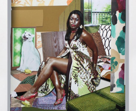 An All-Women Art Show Honors Acclaimed Artist Mickalene Thomas