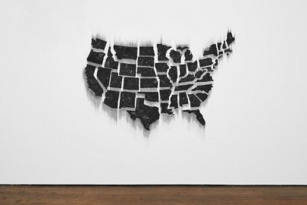 'American Landscape' at Lehmann Maupin, New York