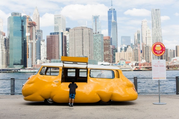Ten public art works to see for free around New York this summer